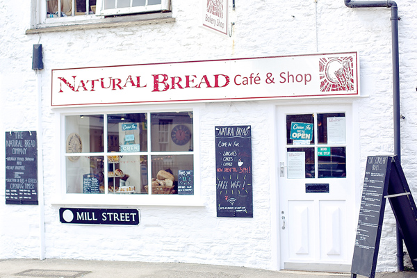 Natural Bread Eynsham