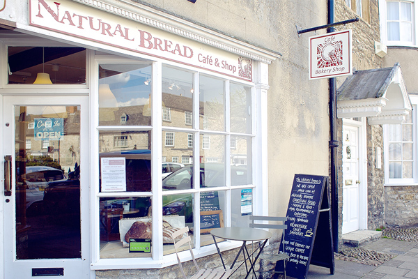 Natural Bread Woodstock Oxfordshire