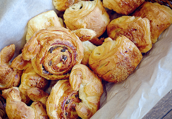 Pastries, bakery Oxfordshire